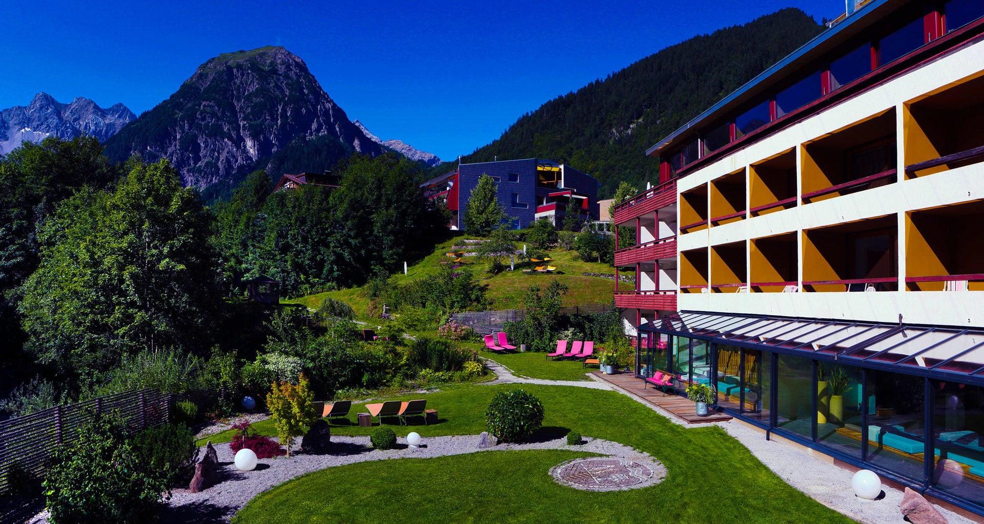 Philosophie nachhaltigkeit hotel walliserhof in brand for Designhotel walliserhof
