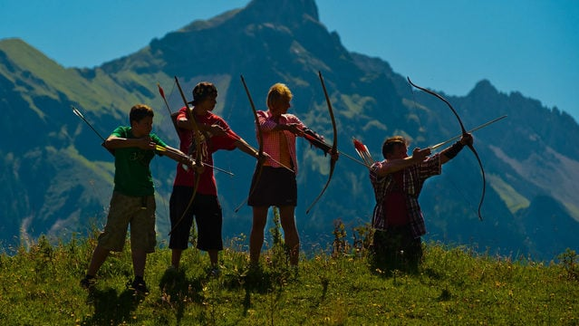 AN ACTIVE SUMMER HOLIDAY IN THE BRANDNERTAL VALLEY