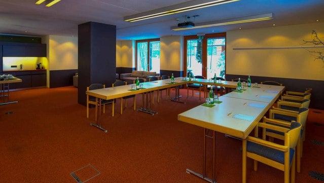Technik ausstattung hotel walliserhof in brand for Designhotel walliserhof