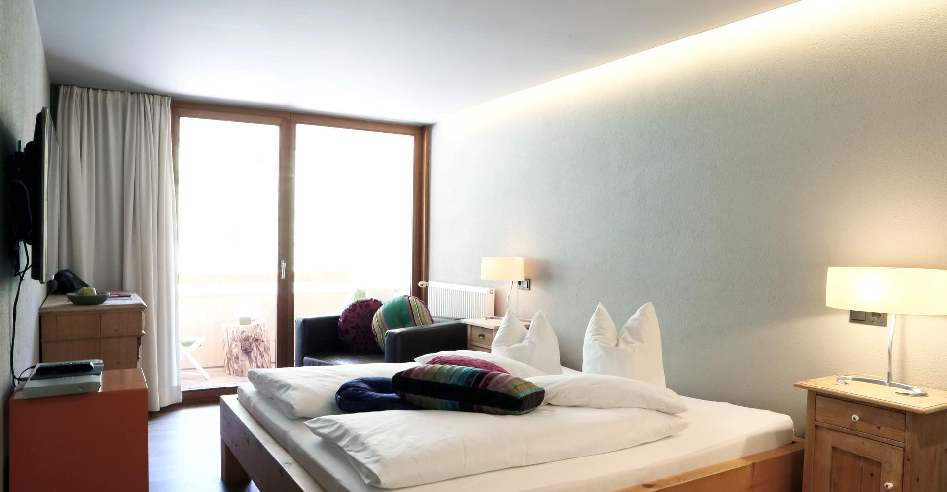 Zimmer im Überblick   hotel walliserhof in brand   brandnertal ...